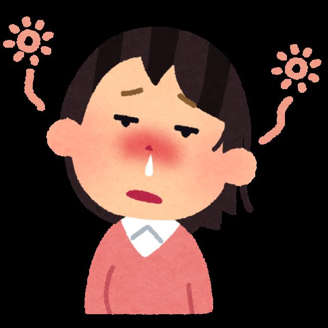 症 だるい 花粉 症状